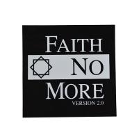 FAITH NO MORE Classic Logo ステッカー