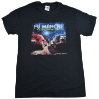 FU MANCHU In Search Of... Tシャツ