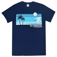 FU MANCHU Surf San Clemente Tシャツ