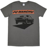 FU MANCHU Muscle Tシャツ