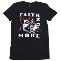 FAITH NO MORE Logo Dog Tシャツ