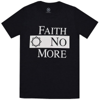 FAITH NO MORE Classic Logo Tシャツ