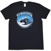 FU MANCHU Daredevil Tシャツ
