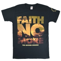FAITH NO MORE The Second Coming Tシャツ