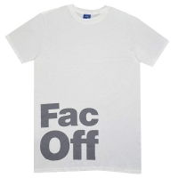 FACTORY RECORDS Fac Off Tシャツ