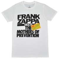 FRANK ZAPPA The Mothers Of Prevention Tシャツ