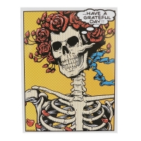 GRATEFUL DEAD Pop Art Bertha ステッカー