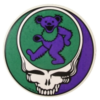 GRATEFUL DEAD Steal Your Bear ステッカー