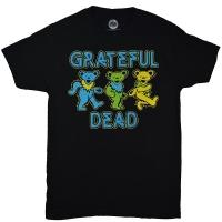 GRATEFUL DEAD Three Dancing Bears Tシャツ