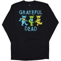 GRATEFUL DEAD Three Dancing Bears ロングスリーブ Tシャツ
