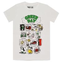 GREEN DAY Rrhof Tシャツ