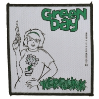GREEN DAY Kerplunk Patch ワッペン
