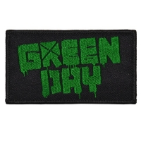 GREEN DAY Logo Patch ワッペン