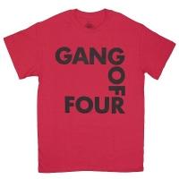GANG OF FOUR Logo Tシャツ
