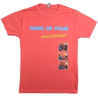 GANG OF FOUR Entertainment! Tシャツ
