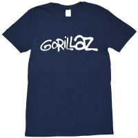 GORILLAZ Logo Tシャツ