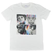 GORILLAZ Glitch Humanz Tシャツ