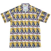 MARK GONZALES Darth Vader オープンシャツ