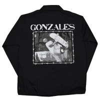 MARK GONZALES Photo Windbreaker コーチジャケット