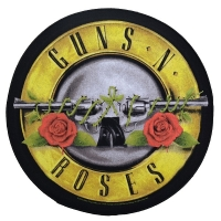 GUNS N' ROSES Bullet Logo バックパッチ