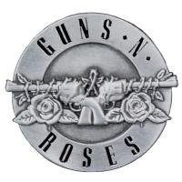 GUNS N' ROSES Bullet Logo ピンバッジ