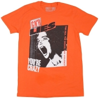 GUNS N' ROSES Youre Crazy Tシャツ