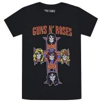 GUNS N' ROSES Vintage Cross Tシャツ