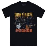 GUNS N' ROSES Appetite For Destruction Tシャツ 2
