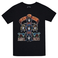GUNS N' ROSES Nj Summer Jam 1988 Tシャツ