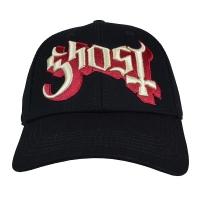 GHOST Logo ベースボールキャップ