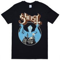 GHOST Opus Eponymous Tシャツ