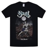 GHOST Dance Macabre Cover Tシャツ