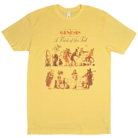 GENESIS Trick Of The Tail Tシャツ