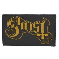 GHOST Logo Patch ワッペン