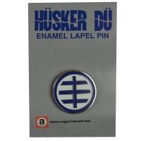 HUSKER DU Enamel ピンバッジ