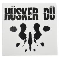 HUSKER DU Inkblot ステッカー