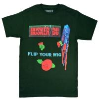HUSKER DU Flip Your Wig Tシャツ