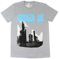 HUSKER DU Don't Want To Know If You Are Lonely Tシャツ GREY