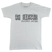 HUSKER DU Metal Circus  Tシャツ