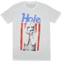 HOLE Flag Photo Tシャツ