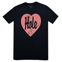 HOLE Hole Heart Tシャツ