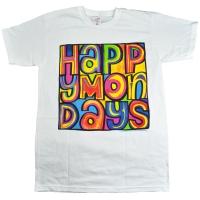 HAPPY MONDAYS Logo Tシャツ