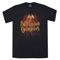 HOLLYWOOD VAMPIRES Logo Tシャツ