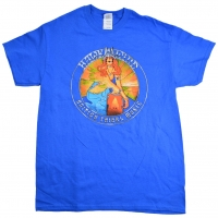 HAWKWIND British Tribal Music Tシャツ
