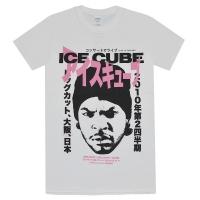 ICE CUBE Beanie Kanji Tシャツ