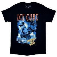 ICE CUBE AMW Smoky Collage Tシャツ