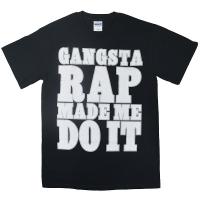 ICE CUBE Gangsta Rap Tシャツ