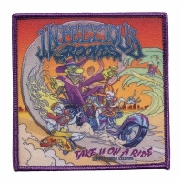 INFECTIOUS GROOVES Take U On A Ride Patch ワッペン