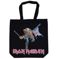 IRON MAIDEN Trooper トートバッグ