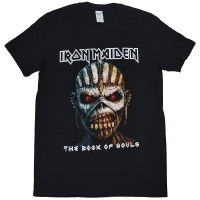 IRON MAIDEN The Book Of Souls Tシャツ